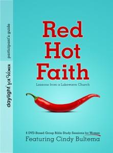 Bultema Red Hot Faith Cover Image