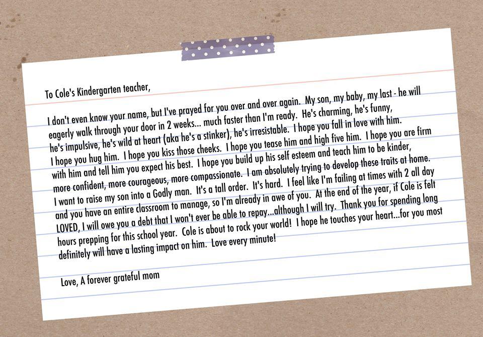 Tara's Note