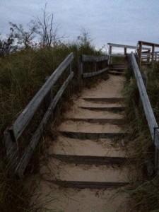 Beach Stairway
