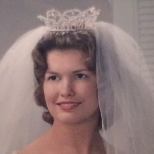 Mom's Bridal Portrait