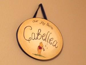 Cabellea Sign