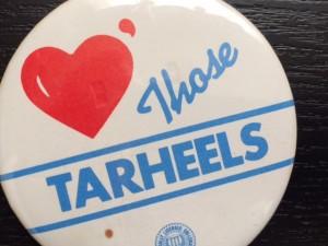 Tarheel Pin
